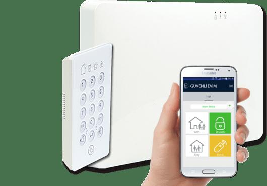 Akıllı Alarm Mobil Uygulama