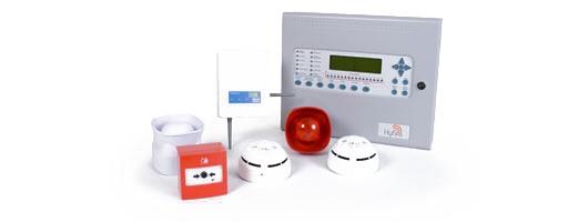 Konvansiyonel Yangin Alarm sistemi